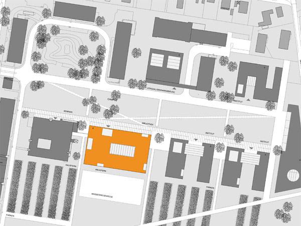 Zentralbibliothek tu braunschweig hsv architekten for Architekten in braunschweig