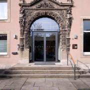 Theologisches Zentrum Braunschweig - Eingang