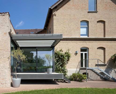 Haus G - Terrasse