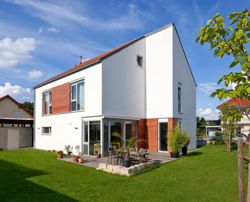 Haus HE - Terrasse