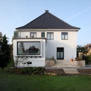 Haus R - Ansicht Terrasse