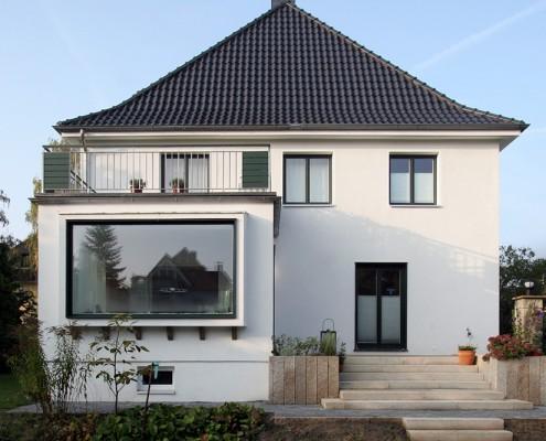 Haus R - Terrasse