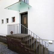Haus R - Eingang