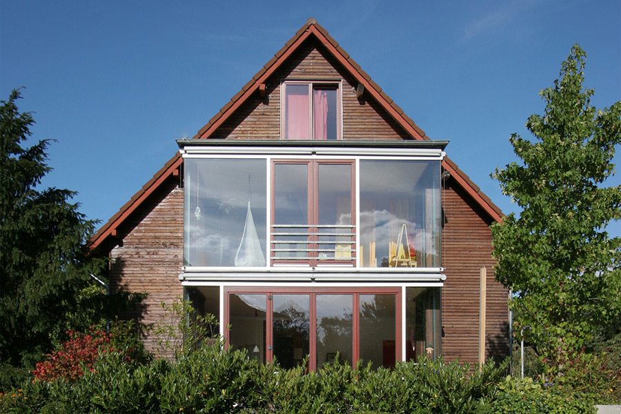 Wohnhaus s hsv architekten braunschweig for Architekten in braunschweig