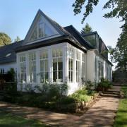 Haus K - Ansicht Garten