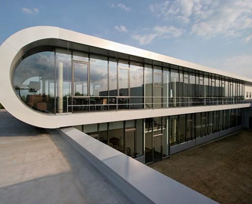 Gewerbebauten hsv architekten braunschweig for Architekten in braunschweig