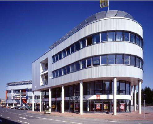 Centrum Kohake Hannover - Straßenansicht