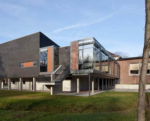 Seminargebäude PTB - Außenansicht