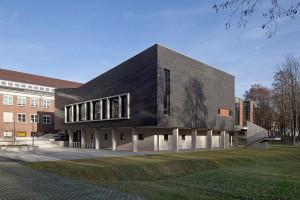 Braunschweig, Seminargebäude der Physikalisch Technischen Bundesanstalt