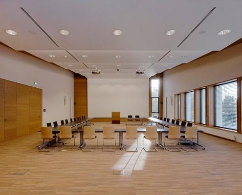Seminargebäude PTB - Seminarraum