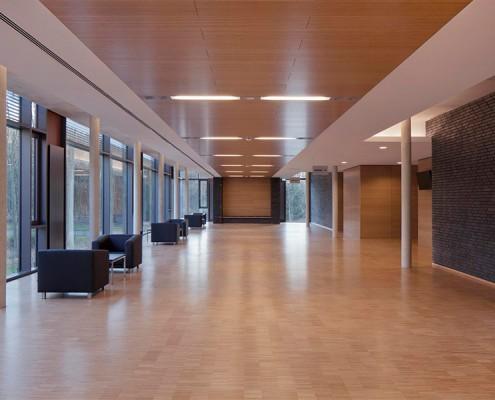 Seminargebäude PTB - Innenbereich