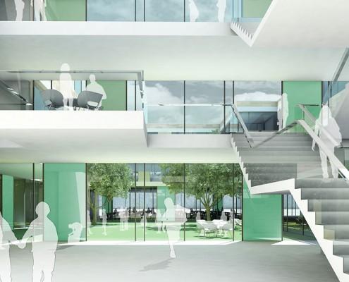 WBW Gesamtschule Lippstadt - Perspektive