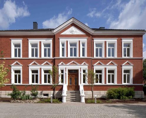 Gutshof Wedtlenstedt - Eingang
