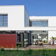 Haus V - Terrasse
