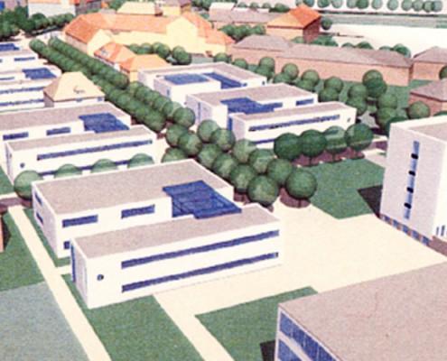 Fachhochschule Dessau - Perspektive