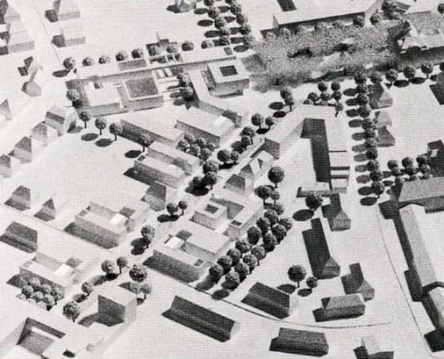 Fachhochschule Dessau - Modell