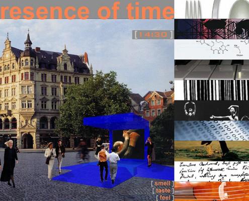 Präsenz der Zeit - Perspektive