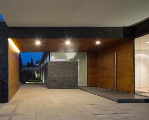 Haus R - Eingangsbereich