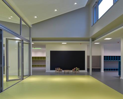 Kita Leiferde - Foyer