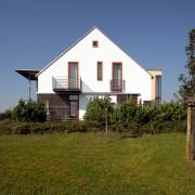 Haus H - Ansicht Seite