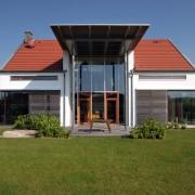 Haus H - Ansicht Terrasse