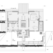 Haus H - Grundriss
