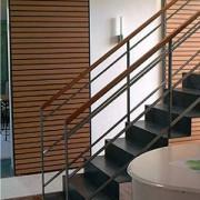 Haus H - Treppe