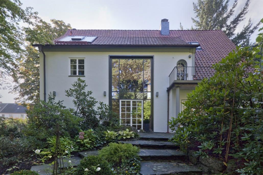Haus v 01 hsv architekten braunschweig for Architekten in braunschweig
