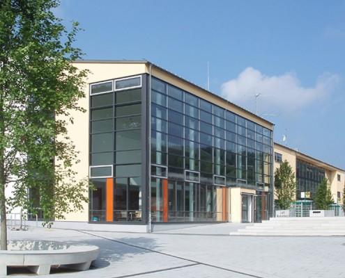 berufsbildende Schule Olsberg - Ansicht
