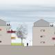 Wohnen am Glockenberg - Ansicht Nord_Gutachterverfahren