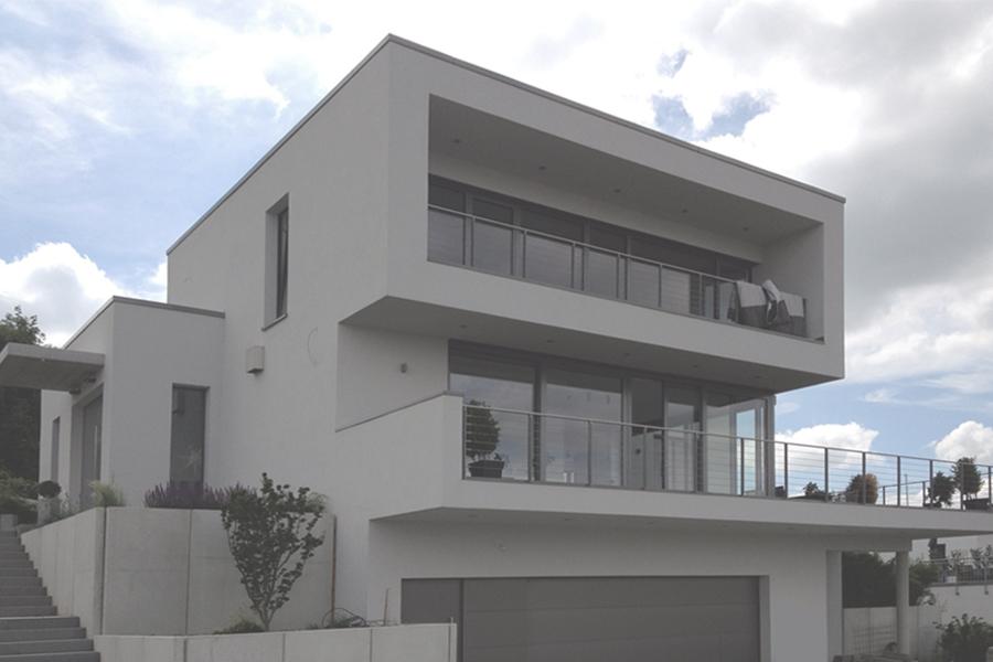Haus h 03 hsv architekten braunschweig for Architekten in braunschweig
