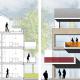 Wohnen am Glockenberg - Fassadendetail_Gutachterverfahren