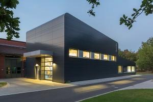 Sicherheitstechnik PTB Braunschweig - Ansicht Süd-West