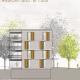 Wohnungsneubau Wellekamp Wolfsburg - Ansicht Süd_Haus 3-5