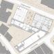 Informationszentrum Hochschule Nürtingen - Grundriss Ebene 0