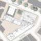Informationszentrum Hochschule Nürtingen - Grundriss Ebene 2