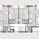 Wohnungsneubau Wellekamp Wolfsburg - Grundriss EG_Haus 3