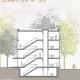 Wohnungsneubau Wellekamp Wolfsburg - Schnitt A_Haus 4