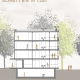 Wohnungsneubau Wellekamp Wolfsburg - Schnitt B_Haus 4