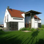 Haus H - Ansicht Garten