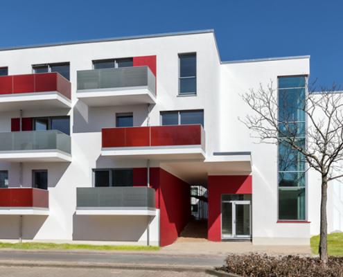 Betreutes Wohnen Alerds-Stiftung - Perspektive