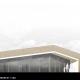 Neubau eines Gemeindehauses in Adenstedt - Ansicht West